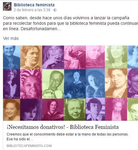 Biblioteca Feminista México