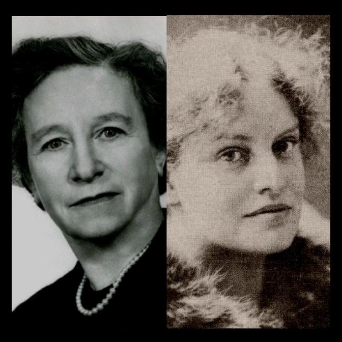 Dos mujeres olvidadas de la psicología