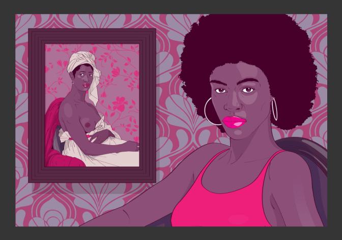 MARÍA MARÍA: FEMINISMO VISUAL