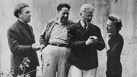 La falsa esposa: tres mujeres, tres militantes comunistas.
