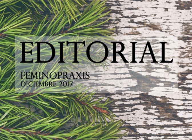 Editorial (diciembre)