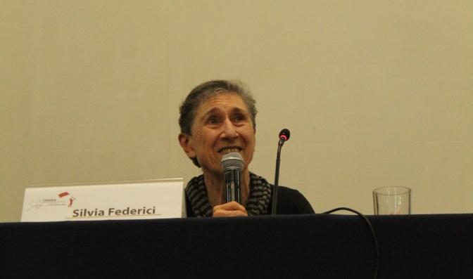 Silvia Federici: El capitalismo como sistema de producción de muerte.