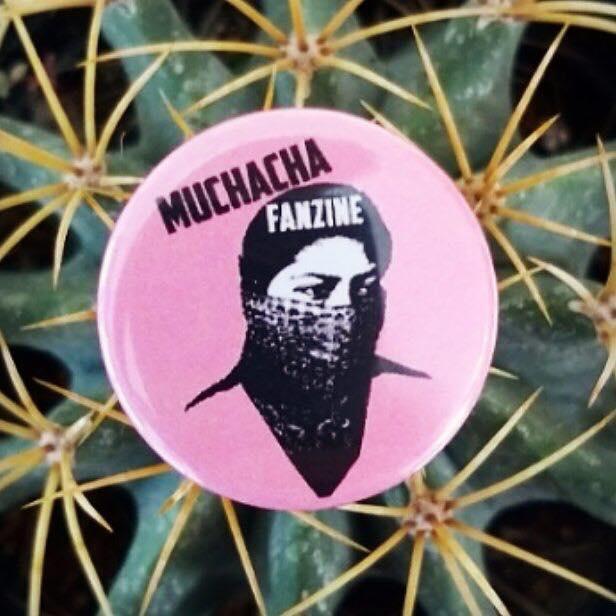 Muchacha fanzine: punk, artista decolonial y activista xicana interseccional.