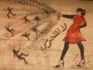 egipto grafitti