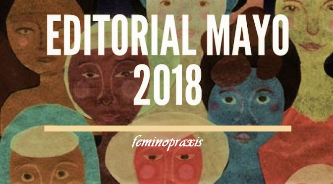 Editorial (mayo 2018)
