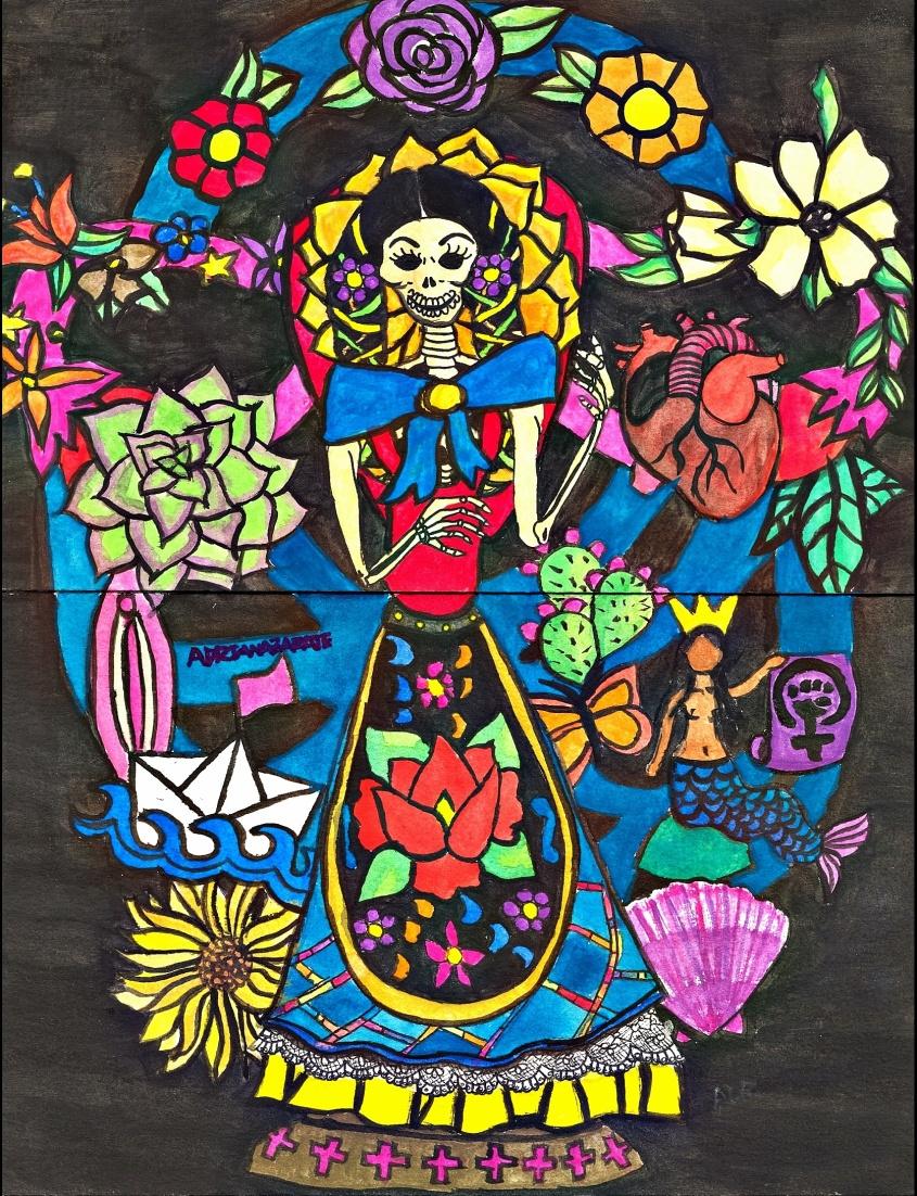 Adriana Zárate-Mi feminismo ilustrado