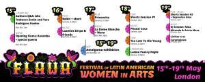 Festival de Mujeres Latinoamericanas en las Artes (Londres)