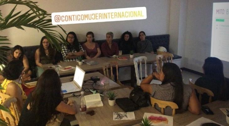 CONVERSATORIO FEMINISMO SIN MITOS - CALI, COL JPG